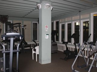 Folly Field condo photo - Exercise room