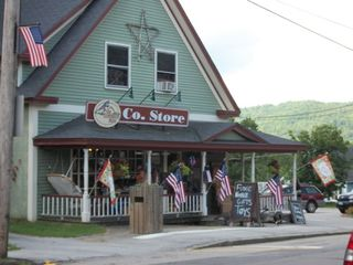 Squam Lake house photo - General store