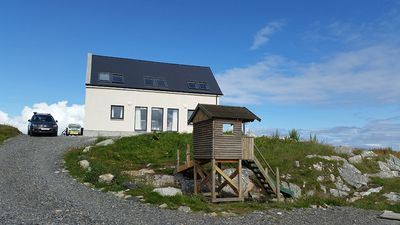 Tranquil self-catering accommodation in the Outer Hebrides