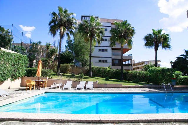 IDEALLY APARTMENT: Very quiet and sunny all the year