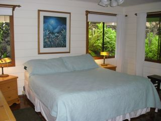 Kealakekua Bay house photo - Master bedroom