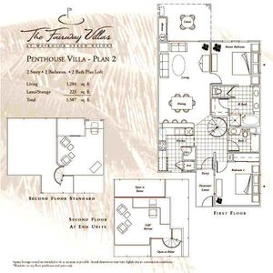 Condo Floor Plan End Unit