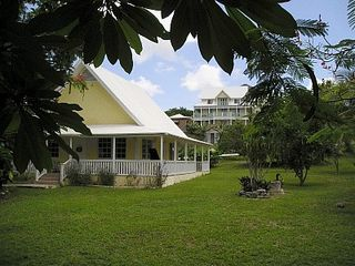 Nassau & Paradise Island cottage photo - Welcome to Rose Cottage