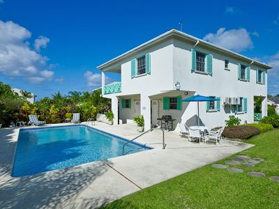 **GREAT VALUE** 4 Bed A/C Villa, Large Private Pool, walk to West Coast Beaches