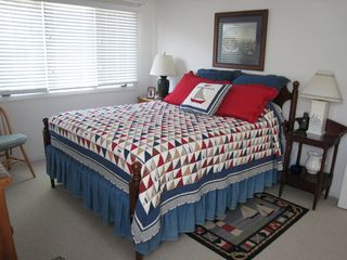 Brewster Ocean Edge Resort townhome photo - There is a queen bed in master bedroom