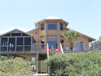 New Listing!  Beachfront 3 Bedroom, 3 Bath