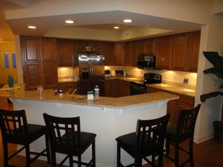 Rivendell Ocean City condo photo - Kitchen!