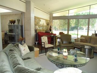 Indian Wells estate photo - section of the grand living room