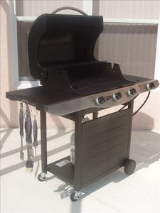 Clear Creek villa rental - Free Gas BBQ