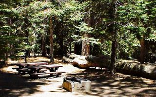 Lake Arrowhead condo photo - Picnic and BBQ Areas at the Northbay at Lake Arrowhead
