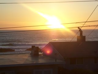 Lincoln City house photo - Gorgeous Sunset