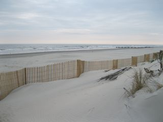 Stone Harbor townhome photo - A short walk to the ocean and our soft white sand.
