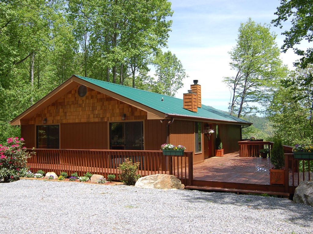 Heaven Scent Mountain Cabin Vrbo