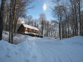Killington house photo - Welcome to The Cabin at Killington - a great place for your ski vacation!