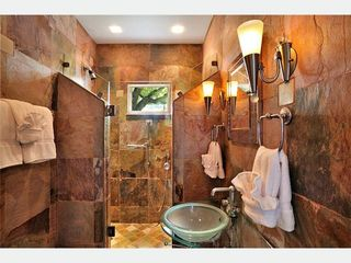 Key West house photo - The Guesthouse Bathroom 3 has a one-of-a-kind walk-in shower.