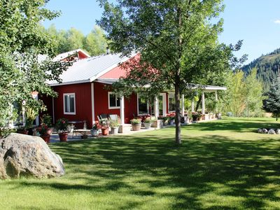 Private Guest Quarters On Working Ranch