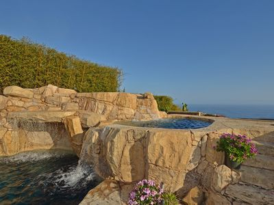 Laguna Beach estate rental - Spa
