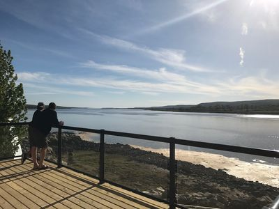 Oceanfront oasis located in historical Annapolis Royal.