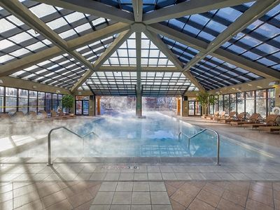 Westgate Park City Resort & Spa - In/Outdoor Pool