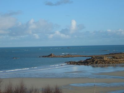 Holiday house, close to the beach, Boudilleau, Brittany