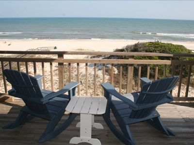 Gorgeous Gulf front decks and panaramic views...