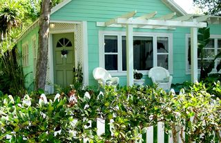 Gulfport cottage photo - Pergola Porch