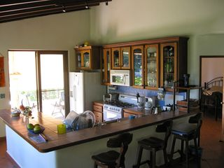Boquete villa photo - Kitchen