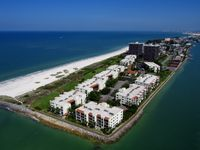 Beautiful Beach Front Property In Treasure Island!