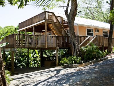 Roatan house rental - ORCHID BREEZE