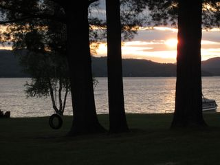 Newfound Lake condo photo - View from the Deck