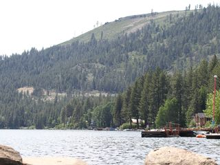 Truckee cottage photo - Tahoe Donner Private Beach (Donner Lake)