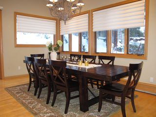Incline Village house photo - Beautiful dining area seats 12!