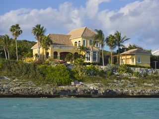 Providenciales - Provo villa photo - View from the ocean!