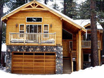 Heavenly Valley cabin rental