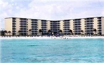 Direct beach front one bedroom condo vrbo - 1 bedroom condos in destin fl on the beach ...