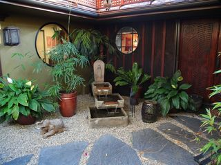 Santa Barbara house photo - Courtyard