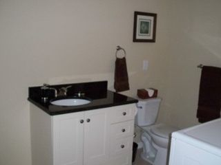 Manasota Key house photo - Bathroom adjoining King Bedroom
