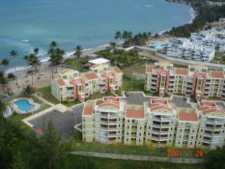 Loiza apartment photo - Phs is located ocean front/ocean view.