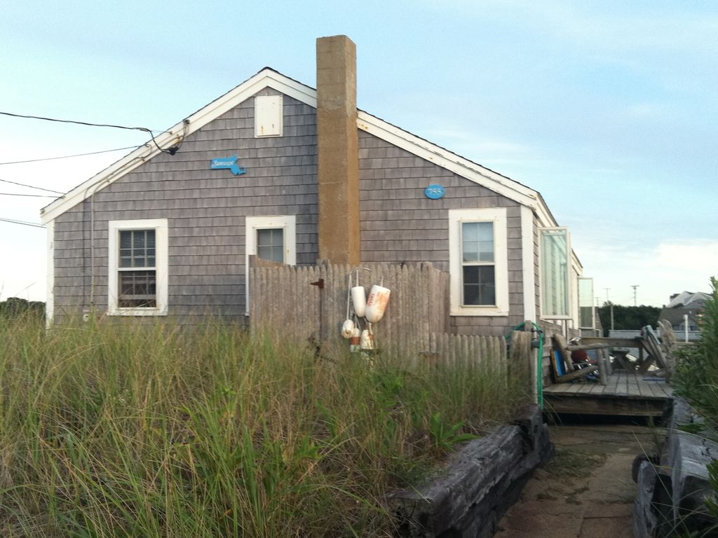 Waterfront Cottage In Eastham MA Overlooking  VRBO