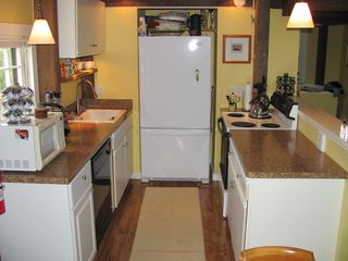 Provincetown house photo - Kitchen