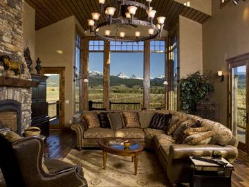 Driggs house rental - Teton Views