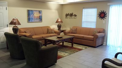 SPECIAL! 15% OFF  nightly rate Jan/Feb - 4BR/3Bath Condo