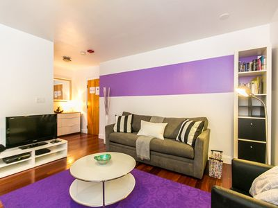 Gorgeous 1 Bedroom Apartment Fully Furnished With Pool And Deck !!!