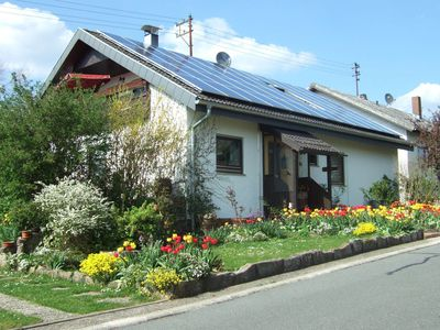 Holiday home between the Odenwald Forest and the Tauber Valley