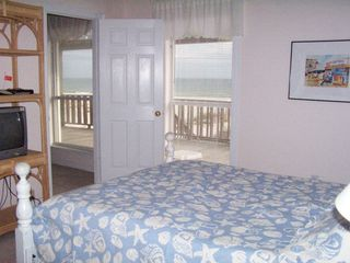 Fort Morgan house photo - One of two beachfront master bedrooms
