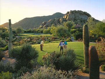 Scottsdale Grayhawk townhome rental - Grayhawk - 10 of the Finest Golf Courses Within 10 minutes