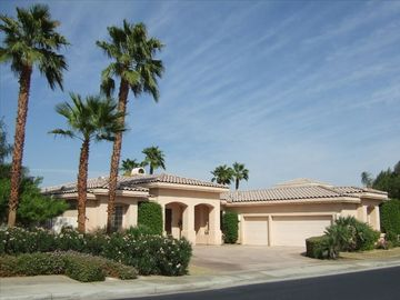 La Quinta house rental - FRONT OF HOME