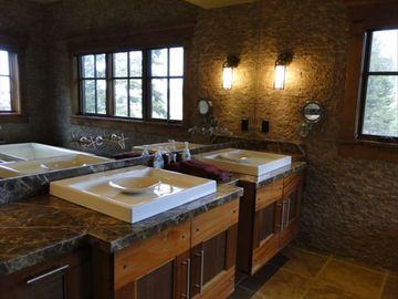 View of Grand Master Bathroom Suite