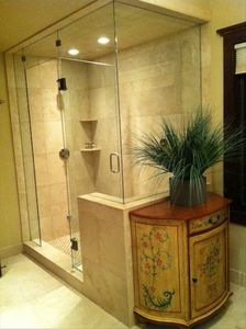Master - Steam shower