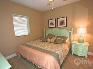 Gulf Shores condo photo - King bed in guest bedroom